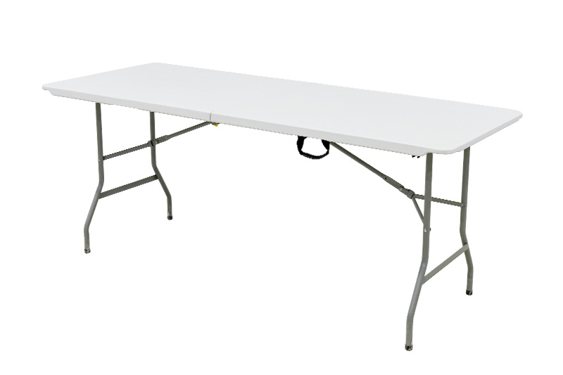 Multipurpose Folding Table Portable Plastic Indoor Outdoor
