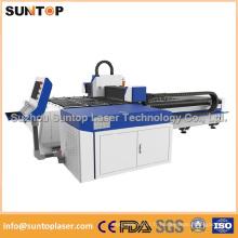 Coupeur laser à vendre / coupe laser acier / acier inoxydable coupé au laser