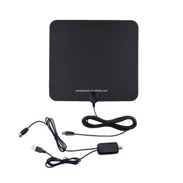 Yetnorson 50miles Indoor Digital DVB T2 Amplifier Antenna