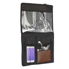 universal foldable table tray travel storage bag