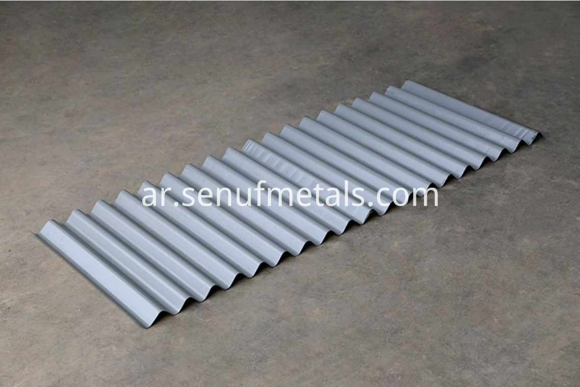 18-76.2-762 corrugated sample