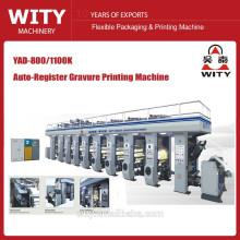 2015 Auto Register Gravure Printing Machine prix