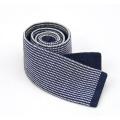 Gute Qualität Krawatte Skinny Bestickte Strickkrawatte