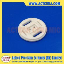Modificado para requisitos particulares mecanizado de piezas de cerámica labrables