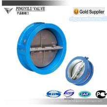 Ferro fundido de baixa pressão swing tipo válvula de retenção fabricante
