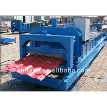 Máquina de formação de rolos de chapa de aço