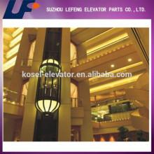 Vidrio de alta calidad panorámico / elavador de la observación