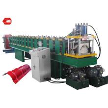 Máquina formadora de telhado de crista de aço colorido (Yx162-287)