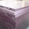 Verre blanc opale PcDiffused Solid Well Polycarbonate Sheet