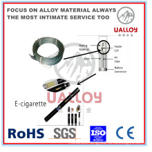 0.1mm-0.8mm 0cr21al4 Heating Wire for Hair Dryer