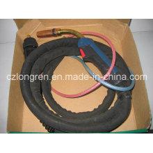 Binzel MB 501 with Binzel Handle Complete MIG Torch for Welding