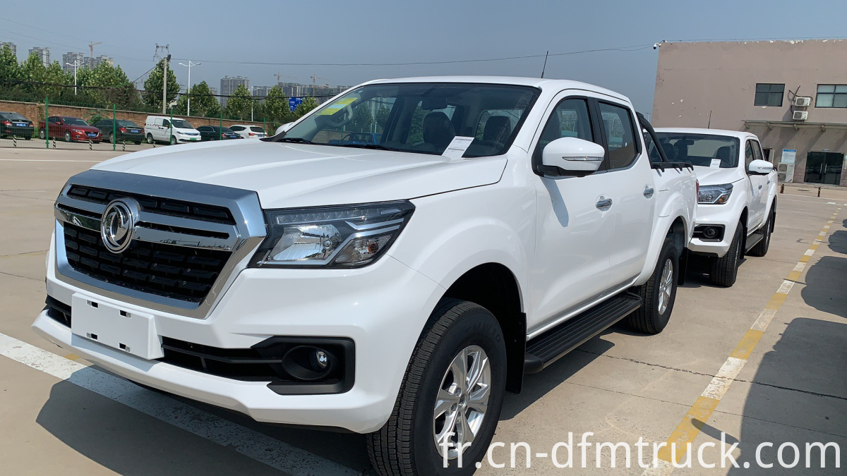 Dongfeng RICH 6 Pickup Truck (15)