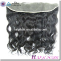 Original human hair Indian remy hair body wave silk base 360 lace frontal