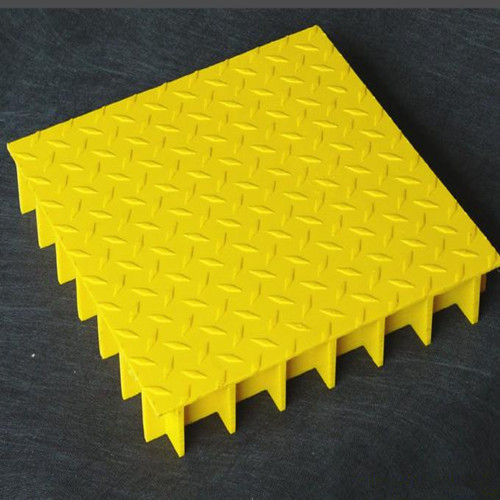 Painted Compound Steel Grating
