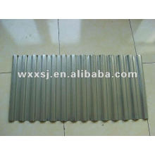 popular corrugated galvanized roof sheet