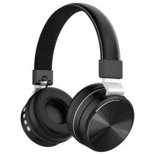 Stereo sound overhead phones bluetooth headphone neckband