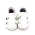 Fesyen Hollow Out Plain White Baby Girl Sandals