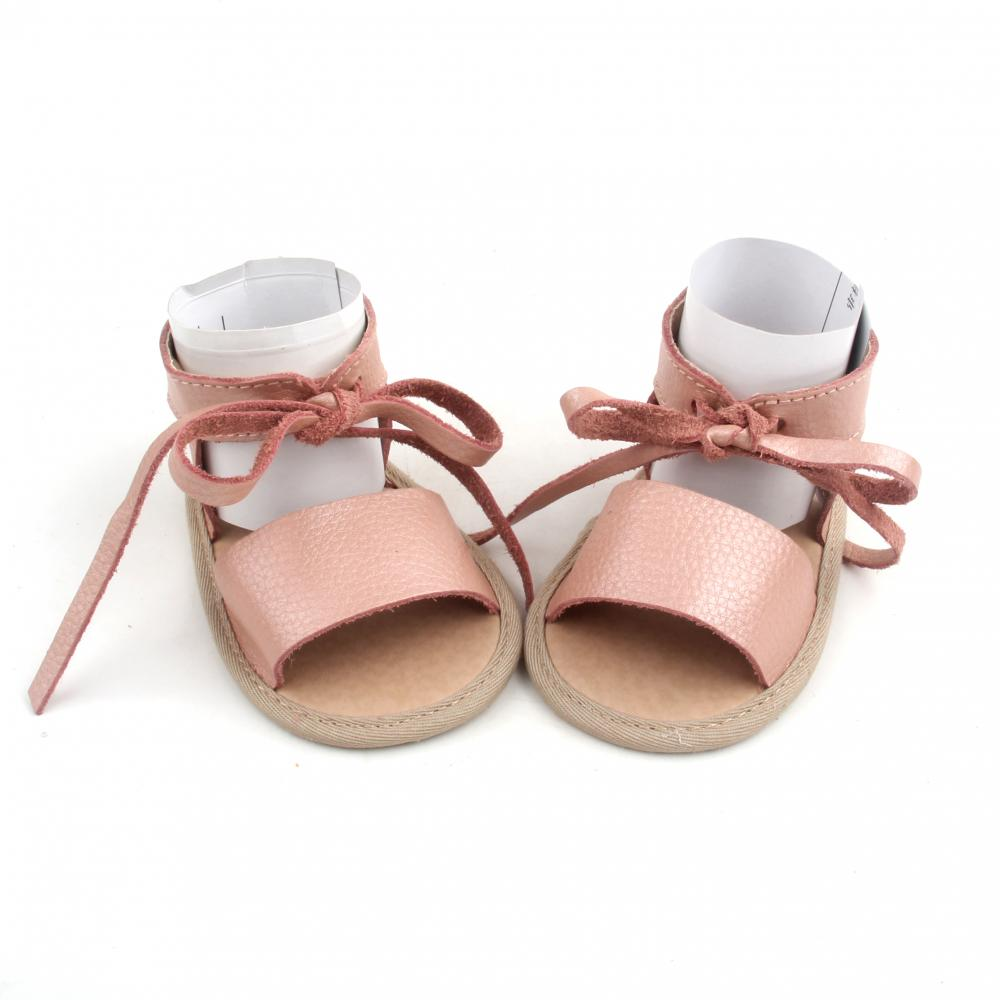 Summer Bowknot Sandals Baby Girls Flat Sandals