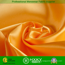 Golden Color Polyester Satin Fabric for Decorative Boxes