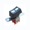 Momentary Round Sub-miniatuur Rocker Switches