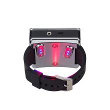 Physiothérapie au laser froid à faible niveau d'énergie