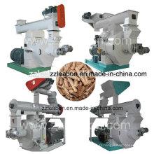 Granule en bois de bois de biomasse de granule de machine de granule