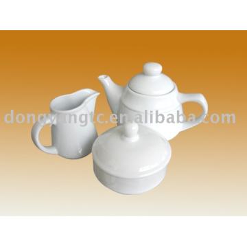 Factory direct wholesale porcelain tea set