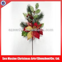 Vente en gros de décorations de Noël en plastique en gros