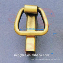 Metal Side and Edge Binding Clip for Bag Accessories (F7-151S)