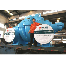 Double Suction Volute Split Case Water Centrifugal Pump