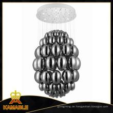 Heißer Verkauf Chrom GU10 moderne Deckenlampe (MX10576-6-800)