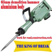 QIMO Martelo profissional de demolição / martelo de macaco Ferramentas Elétricas 3365 65mm 1240W in yongkang
