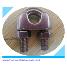 Stainless Steel Us Type Wire Rope Clip