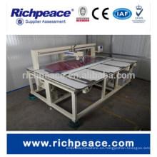 Máquina de coser automática de la industria de Richpeace para coser del área grande