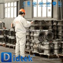 Robinet de distribution de navires et de bâtiments Didtek