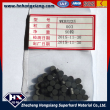 Polycrystalline Diamond Die Blanks PKD für Wire Drawing Dies
