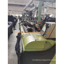 Somet Thema Super Excel 230cm Rapier Loom, Year 2001, 16 Sets Staubli 2668 Dobby with 16 Shafts