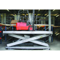 High quality China supply stationary hydraulic scissor lift electric scissor lift with CE certificate