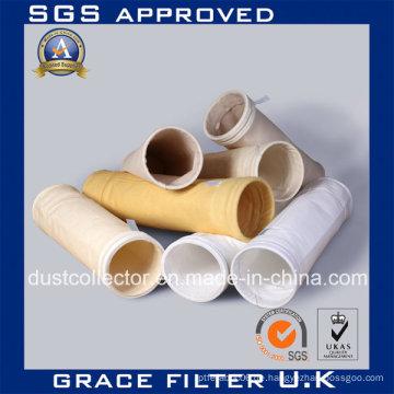 Industriesäume-Sammelbeutel Filtertuch (NOMEX 550)
