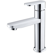 Baño moderno grifo de lavabo frío individual