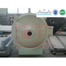 Best Selliing Yzg redonda de secado por vacío estático de secado