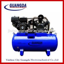 15hp 250L 12.5BAR moteur à essence air compresseur/essence
