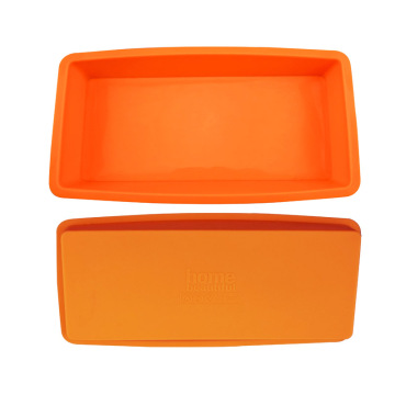 Toast Bakeware 3D Fondant Bread mold silicone