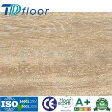 PVC sec imperméable à l'eau arrière / colle plancher de vinyle