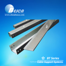 Metal Steel Cable Trunking Size