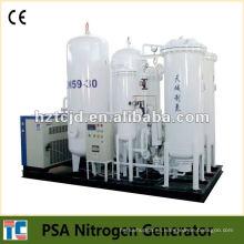Generador de Nitrógeno de Gas Industrial