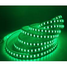 Le décor RVB a mené les lumières de bande SMD 5050 60Led / M, 328ft / roll, avec la couverture de tube en plastique