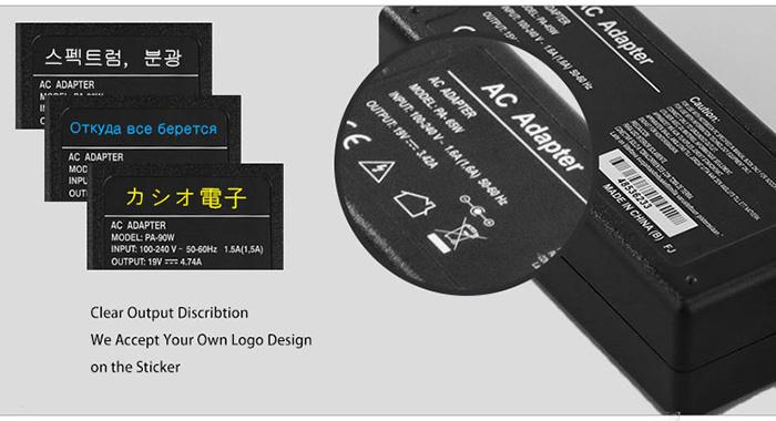 Samsung laptop adapter