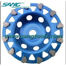 Fabricant Diamond Grinding Cup Wheel