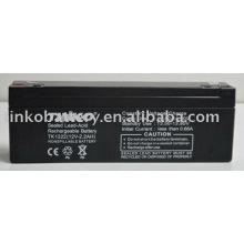 Acide batterie 12V au plomb 2.2ah de bonne qualité et meilleur prix